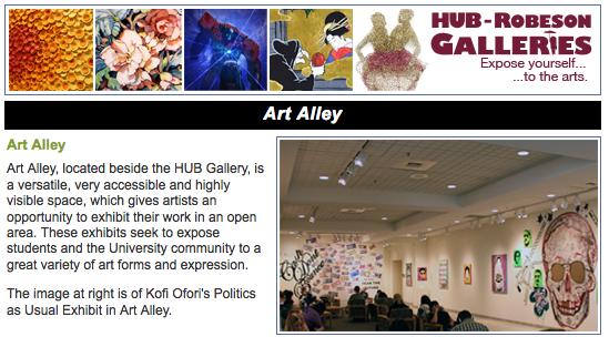 HUB-Galleries